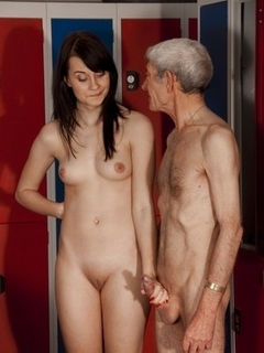 Old man porn photo